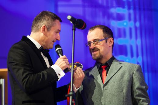Nejlepší sportovec města Zlína roku 2014 Šnédar Marek