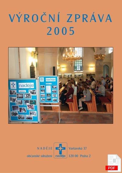 Výroční zpráva 2005