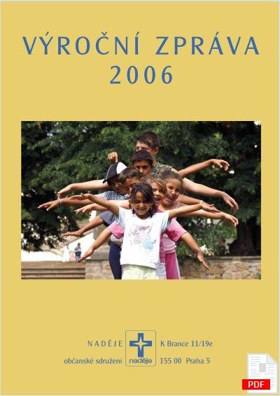 Výroční zpráva 2006