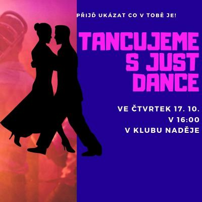 Tancujeme s Just Dance